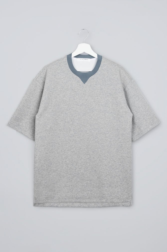 17ss Grey Point T-shirts