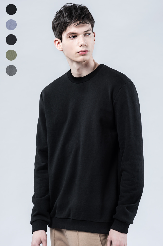 17ss The Color Sweat Shirts(50% OFF)